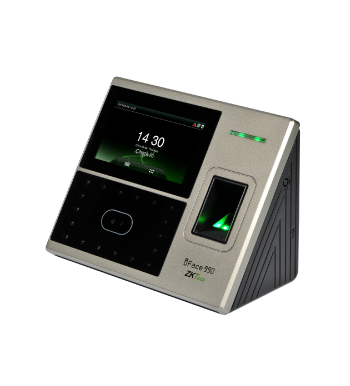 Biometric Fingerprint Time Attendance System Operation ...