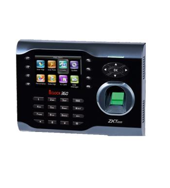 iClock360 | ZKTeco Middle East
